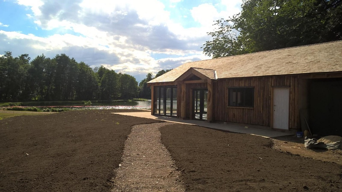 Weston Fishing Lodge