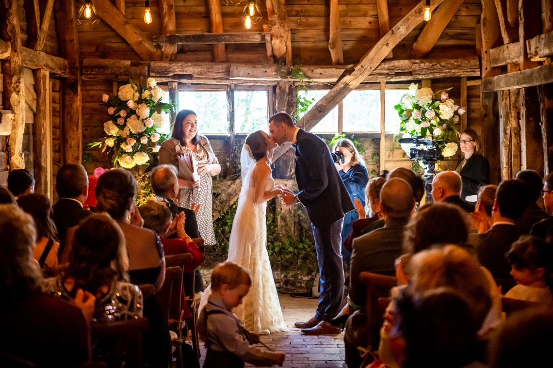 micro weddings barn wedding knight ceremonies