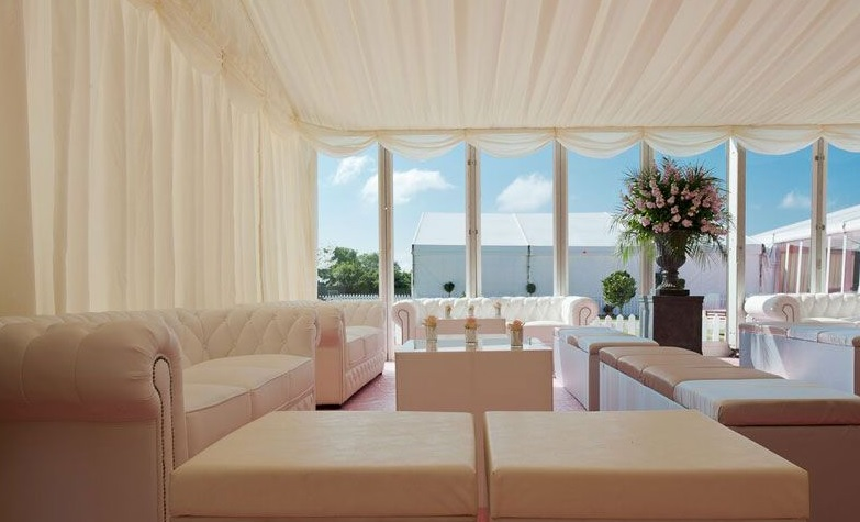 Luxury Berkshire Marquee