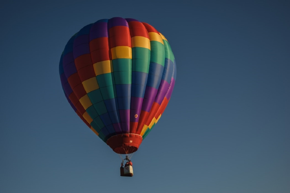 Hot Air Balloon Ceremony