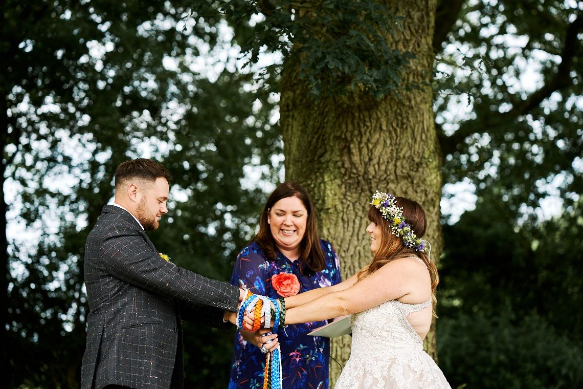 handfasting at gildings barn