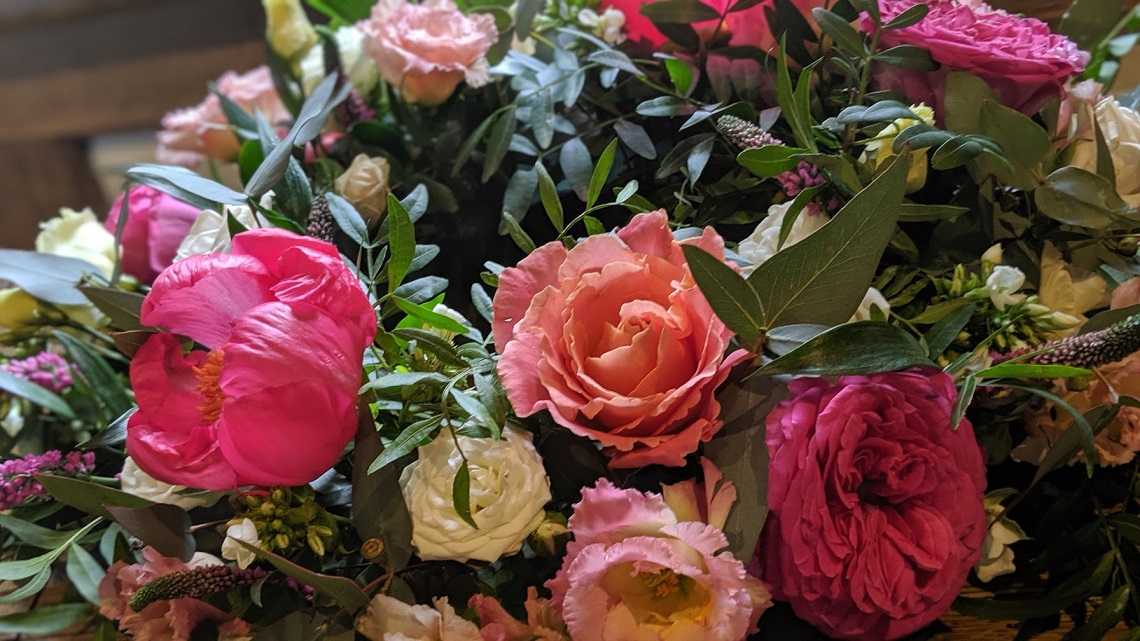 sonning flowers wedding florals