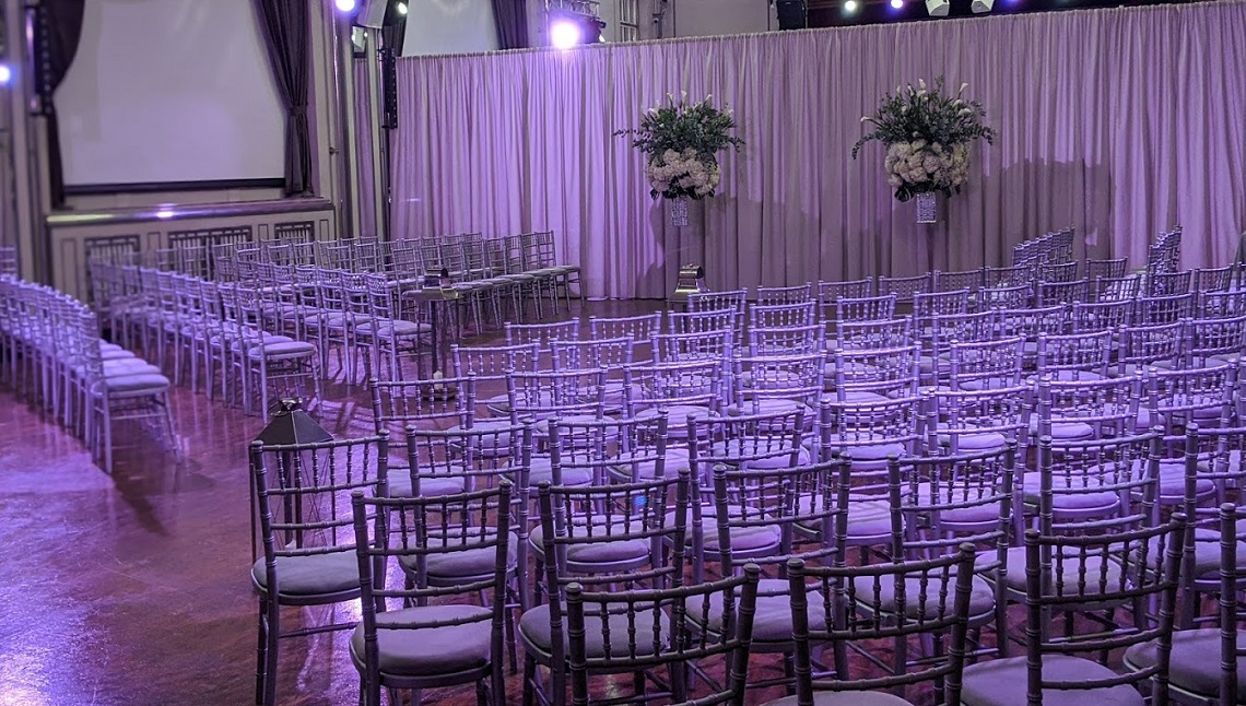 Bloomsbury Ballroom Ceremony